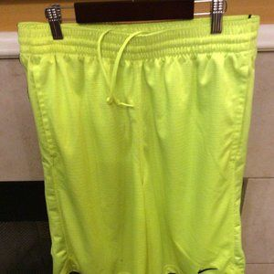 Nike Men's Athletic Shorts Loose Fit sz Large